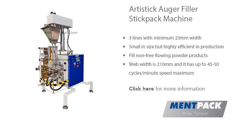 Artistick Auger Filler Stickpack