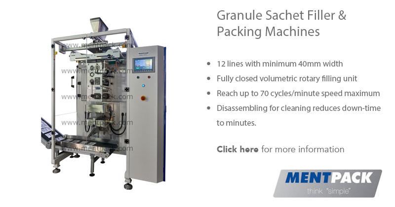 Granule Sachet Filler Packaging