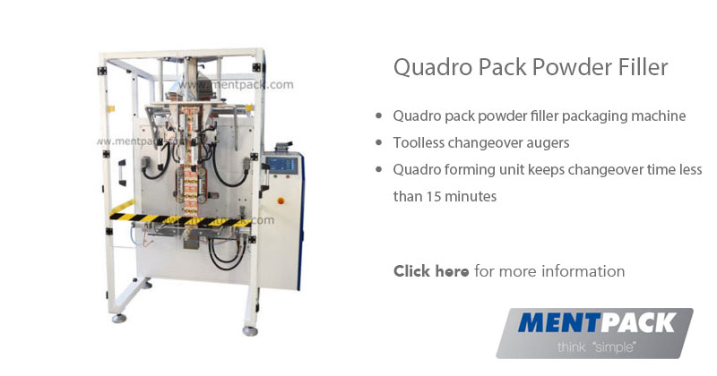 Quadro Pack Powder Filler