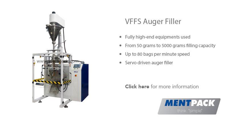 VFFS Auger Filler