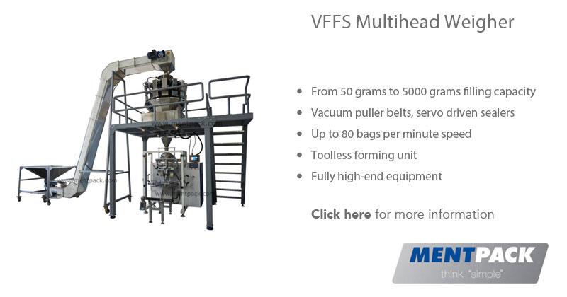 VFFS Multihead Weigher