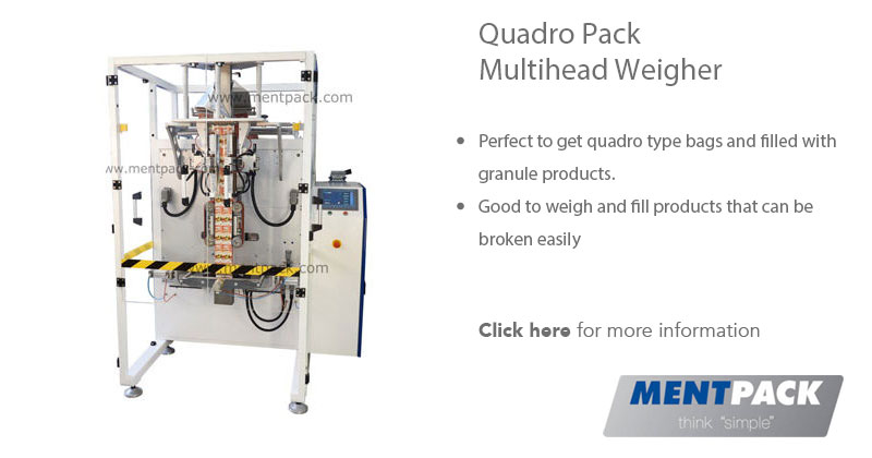 quaddro multipack weigher